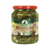 Garlic gherkins 720 ml