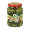 Salt-dill gherkins 720 ml