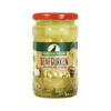 Gherkin bits with mustard 370 ml